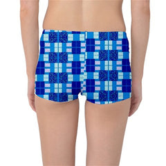 Suga Lane Dream Plaid Boyleg Bikini Bottom