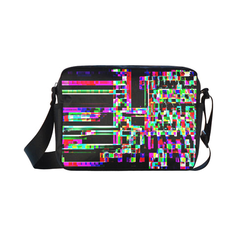 Electro Flex Crossbody Bag