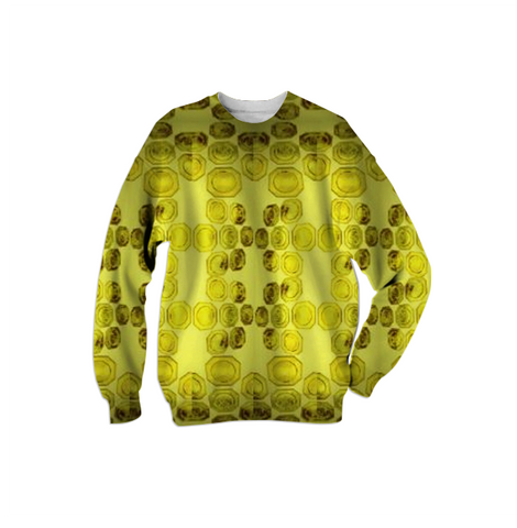 Suga Lane Gold Bling Sweatshirt