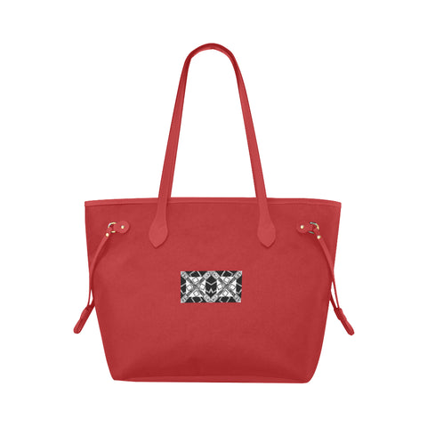 VIP Logo Cassie Canvas Tote Bag