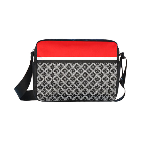 Logissimo Stripe Flex Crossbody Bag