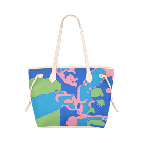 Paradiso Cassie Canvas Tote Bag
