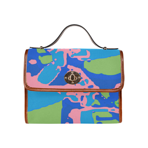 Paradiso London Canvas Bag