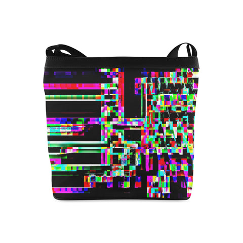 Electro City Crossbody Bag