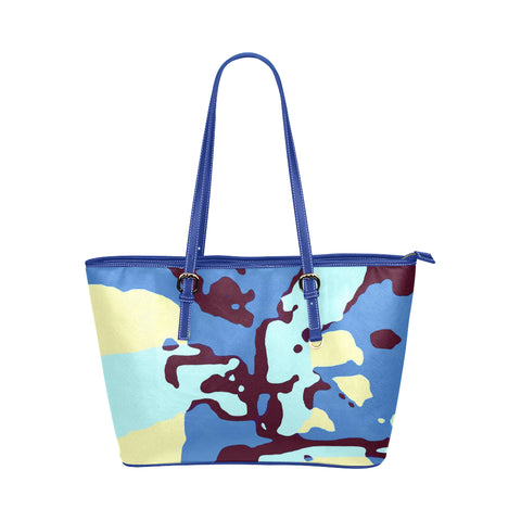 Paradiso Jane Leather Tote Bag