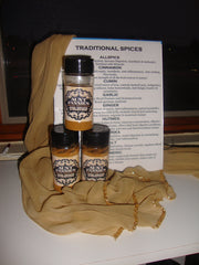 AUNT FANNIE'S SPECIAL SPICE BLEND NATURAL HANDCRAFTED ALL-PURPOSE & HEALTHY