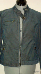 Mossimo Blue-Gray Corduroy Jacket Large