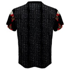 S. Lane Men Grid Matrix Tee