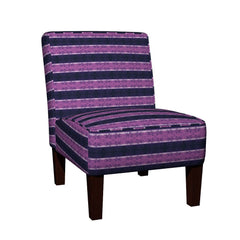 Regency I Stripes Slipper Chair