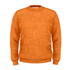 S. Lane Men Choices Sweatshirt [Retro Orange]