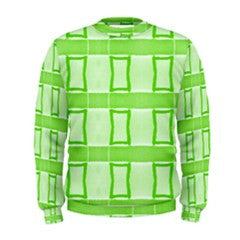 S. Lane Men Boxed Up Sweatshirt - Green