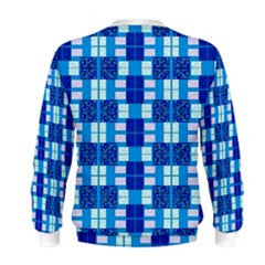 S. Lane Men Choices Plaid Sweatshirt - Blue
