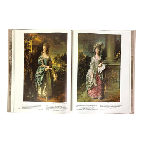 "Vintage ""The World of Gainsborough"" Art Book"