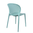 Design Lab MN LS-9603-SRF Muut Surfin Outdoor Dining Chair Set of 4