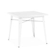 Design Lab MN LS-9120-WHT Dreux White Dining Table
