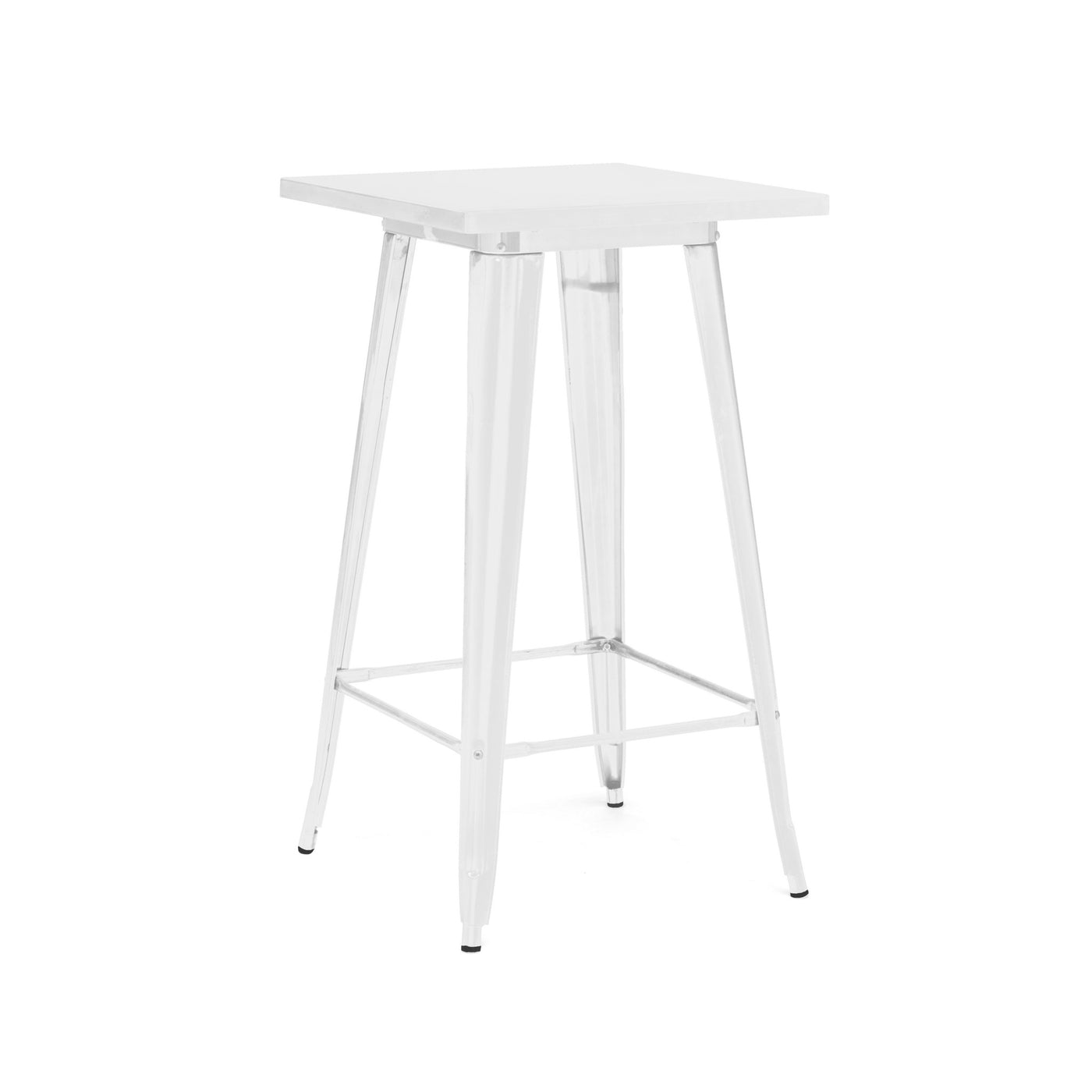 Design Lab MN LS-9110-WHT Dreux White Bar Table