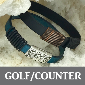 Golf Stroke Counter Bracelets
