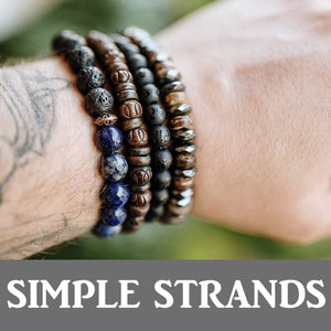 Simple Strands