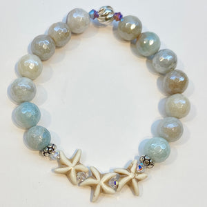 Barbara at the Beach ~ Jewelry for a Cause