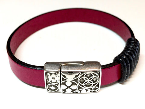 Counter Bracelets (Available in Peony, Teal, and Slate)