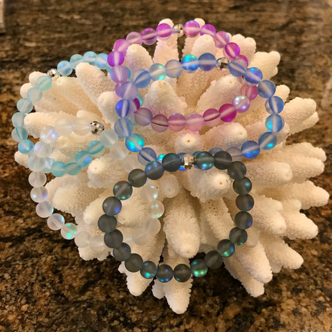 Magic Mermaid Bracelets  (Available in Five Colors)