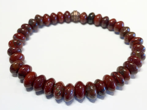 Energy (Red Jasper and Tigers Eye)