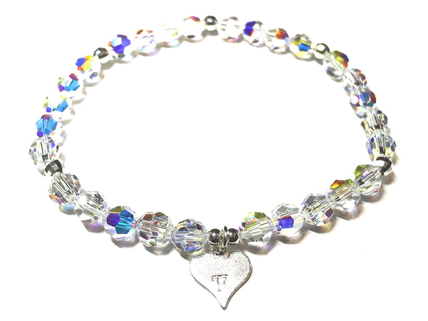 Childrens Swarovski Charmed Bracelets (Available in 8 Different Colors)