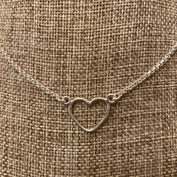 """My Heart"" Necklace"