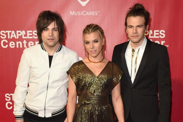 The Band Perry Live Forever - the official song of the 2016 Summer Olympics