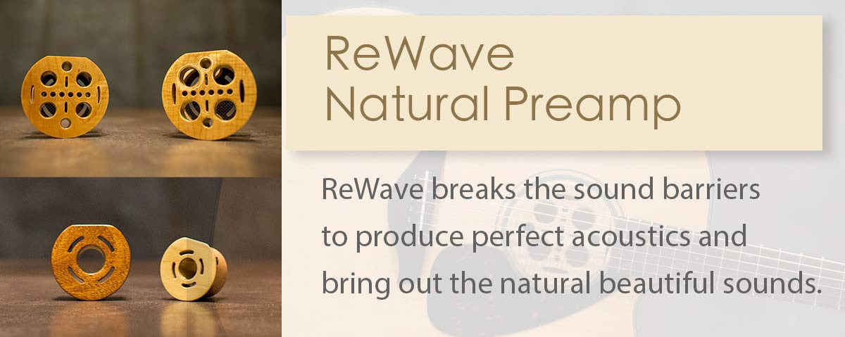ReWave makes natural beautiful sounds.