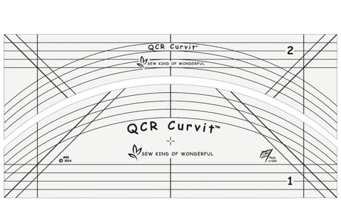 3. Curvit Long-arm Ruler Set