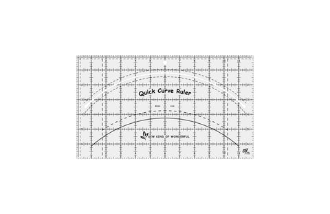 Quick Curve Ruler ©