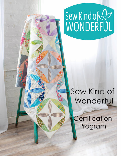 Sew Kind of Wonderful 'Preferred Shop' or 'Instructor Certification'