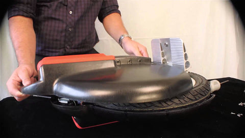 Solowheel Tire Tube Change