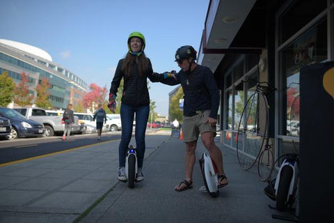 Solowheel Riding Lessons