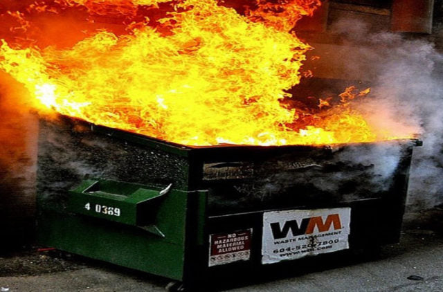 2020: The Dumpster Fire