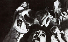 Night of the Living Dead Collage