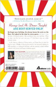 101 Ways To Torture Your Husband - Funny Book - Back Cover