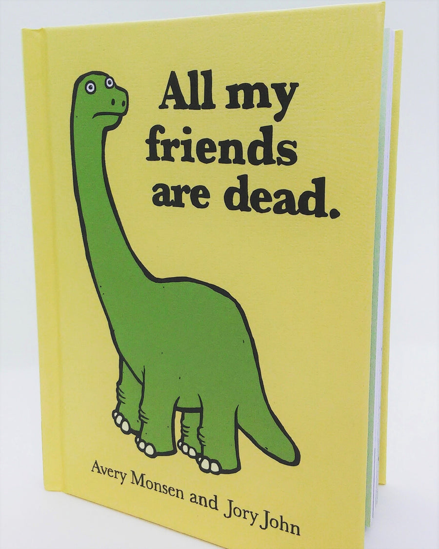 All My Friends Are Dead | Funny  Book