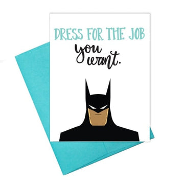 Batman Card and Envelope