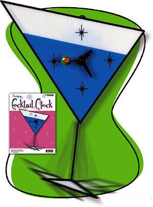 Cocktail Clock - Sour Sentiments   - 1