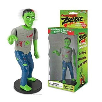 Dashboard Zombie With Box