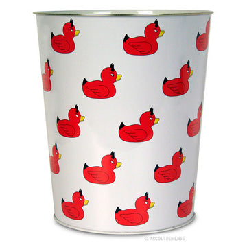 Devil Duckie Waste Basket - Sour Sentiments