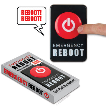 Emergency Reboot Button - Sour Sentiments