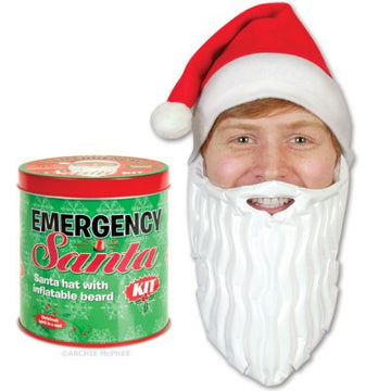 Emergency Inflatable Santa Kit - Sour Sentiments