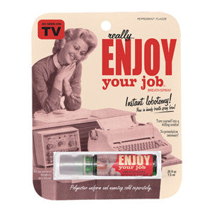 Enjoy Your Job Breath Spray - Sour Sentiments   - 1