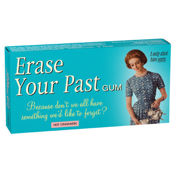 Erase Your Past Gum - Sour Sentiments