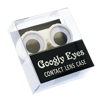 Googly Eyes Contact Lens Case In Box