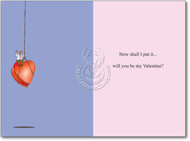 Have To Put Out Valentine's Day Card - Sour Sentiments   - 2