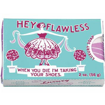 Hey Flawless Soap - Sour Sentiments   - 1